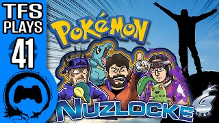 Pokemon Silver NUZLOCKE Part 41 - TFS Plays - TFS Gaming