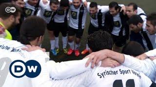 Spezial: Syrischer SV   Kick off!