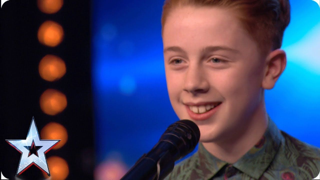 Could Kerr James be the next Freddie Mercury? | Auditions | BGT 2019