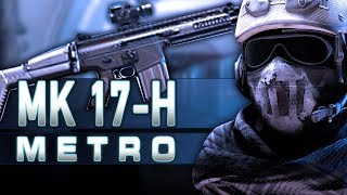 MK17 Is It Good For Metro? - Ghost Recon Phantoms