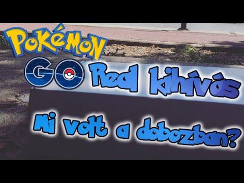 Mi volt a dobozban? - Pokemon GO REAL kihívás - Ez történt.