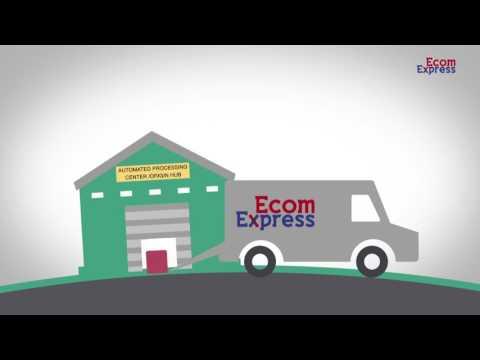 How Ecom Express Delivers e-Commerce Shipments