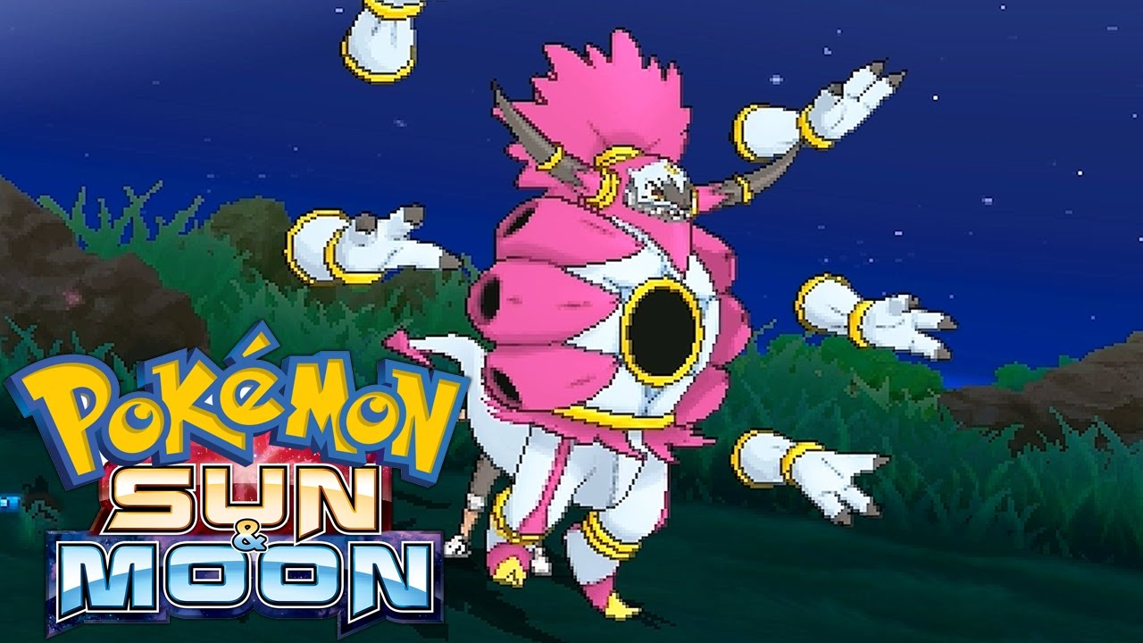 How to Get Hoopa & Hoopa UNBOUND FORM! PokeBank Event Gameplay ...