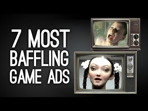 The 7 Most Baffling Game Adverts that Somehow Got Made