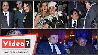 محمود الجندى وعدوية وشهيرة باحتفالية ذكرى ميلاد السندريلا