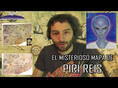 El misterioso Mapa de Piri Reis - el OOPART de Atlántida | VMGranmisterio