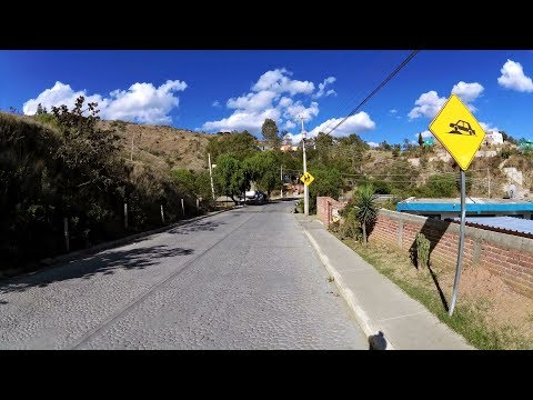 Mineral de Santa Ana Guanajuato MTB