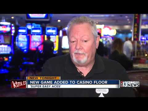 New game making its way to Nevada casinos