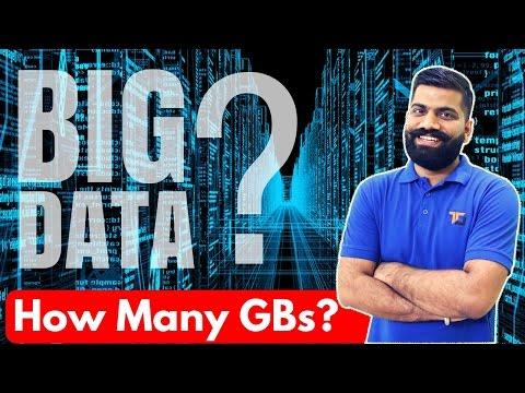BIG Data Explained - Data all Around 😱 😱 😱