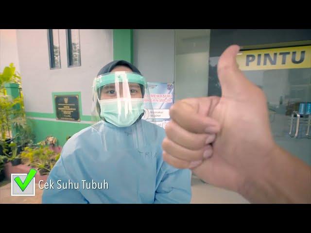 Alur Pelayanan Vaksinasi Covid 19 ILM
