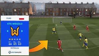 Zagrałem mecz B-klasy w FIFA 19!