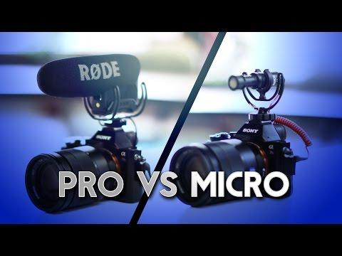 DVTV - Rode VideoMicro vs VideoMic Pro