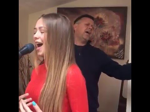 CONNIE TALBOT * And * Her dad - So cute