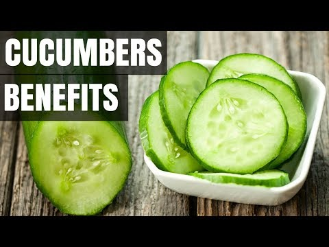 Are Cucumbers Good for You ? | Health Benefits Of Cucumbers