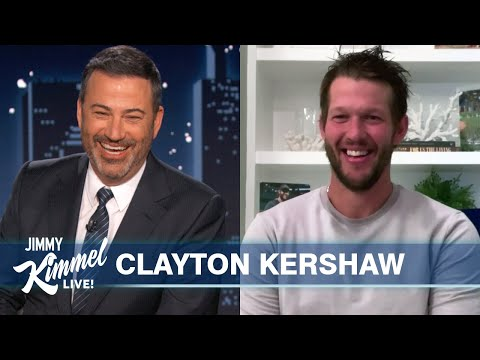 Clayton Kershaw on Dodgers Opening Weekend, Becoming a Free Agent & World Series Ring
