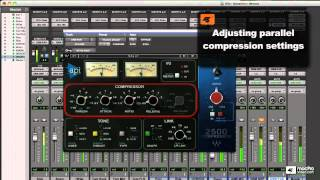 The Art of Audio Recording: Dynamics - 17. Parallel Compression