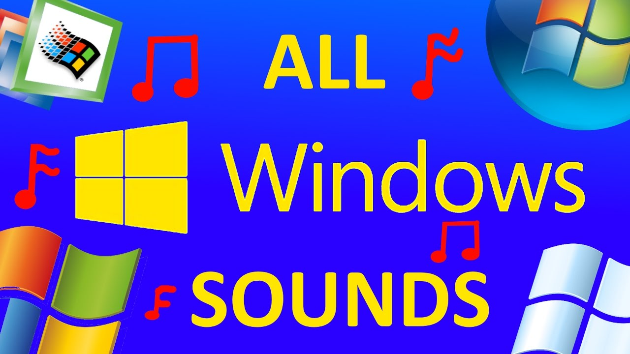 All microsoft windows sounds windows 1 10 doovi for Windows 95 startup sound