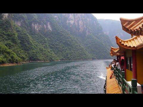 china hubei travel. yichang river mulan tianche 3gorges dam lushan paradise on earth.china vlog 海貝旅遊