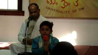 Sangathan Sukta of Rigveda with Musical and English Meaning by Havishkrit