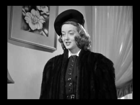 Bette Davis & Mary Astor