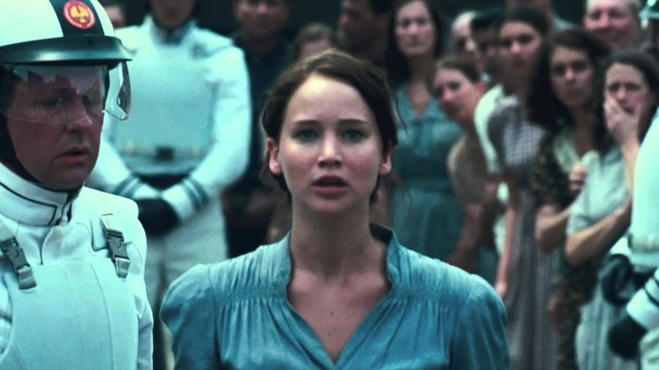 The Hunger Games Reaping Day James Newton Howard Youtube