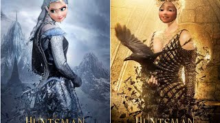 The Huntsman Winter War - Non/Disney Trailer