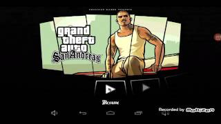 CLEO MOD ON GTA SAN ANDREAS FOR MOBILE XD