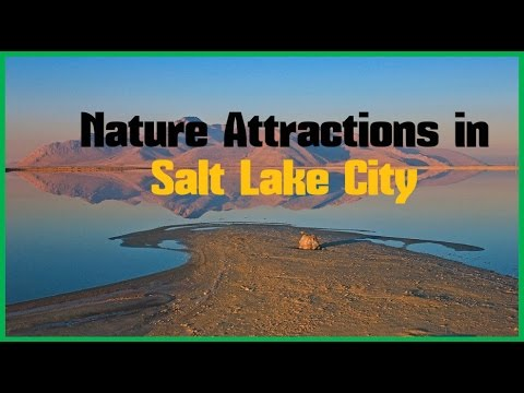 TOP 11. Nature Attractions and Parks in Salt Lake City - Utah