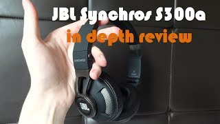 JBL Synchros S300a review