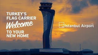 Welcome to Your New Home Turkish Airlines