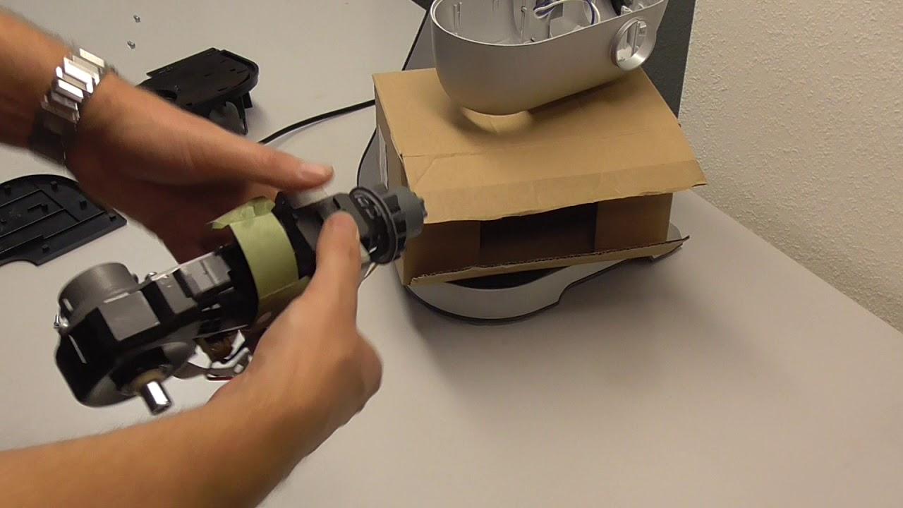 Bosch Mum 5 Reparaturanleitung Youtube