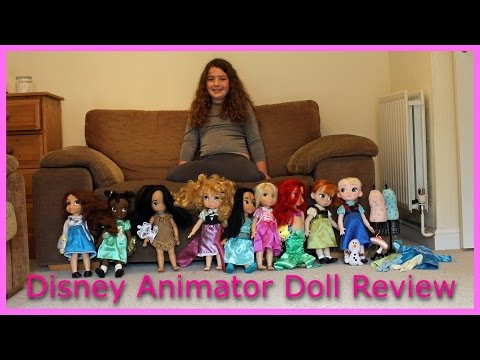 Disney Animator Doll Review