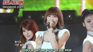 After School - Shampoo [LIVE] [ Legendado - Ex United ]