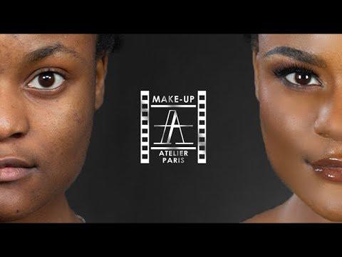 COPPER SMOKEY EYE | Make-Up Atelier Paris