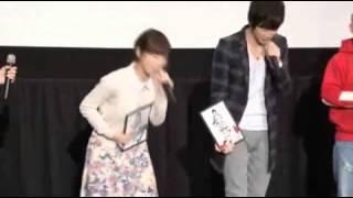 3/6 「劇場版 シドニアの騎士」初日舞台挨拶 にて http://live.nicovide...