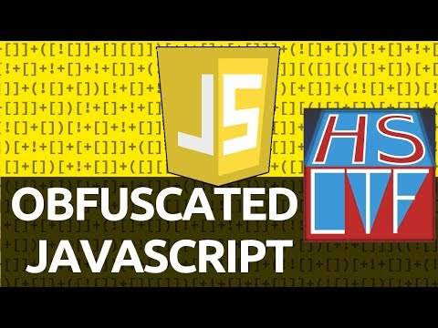 HSCTF - Obfuscated JavaScript (JSF**k) [Verbose]