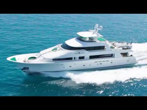 Experience Luxury Vacations on Luxury Yacht Charters- Mega Yacht Charters