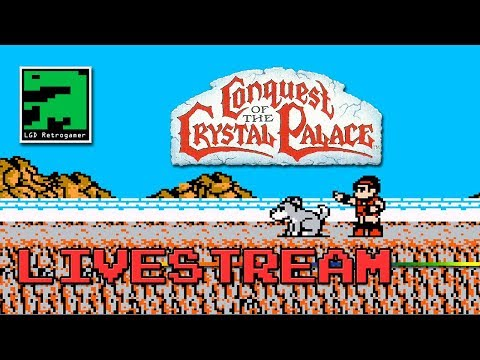 Conquest of the Crystal Palace (NES)