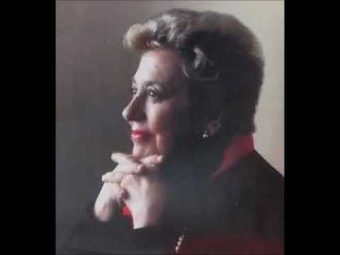 Alicia de Larrocha plays Bach / Busoni - Chaconne in D minor [Rec.1986]
