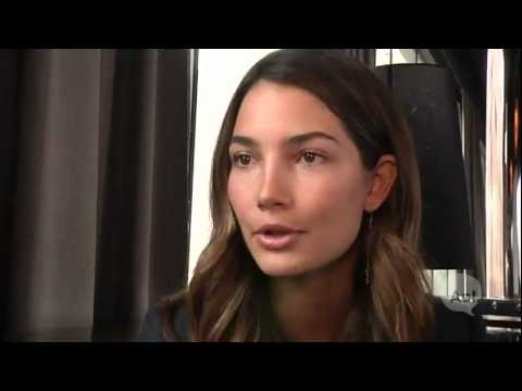 Stylelist: Interview With Lily Aldridge 2011