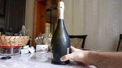 Gancia ASTI DOLCE DOCG. White sparkling wine. Product of Italy. Bought in Russia