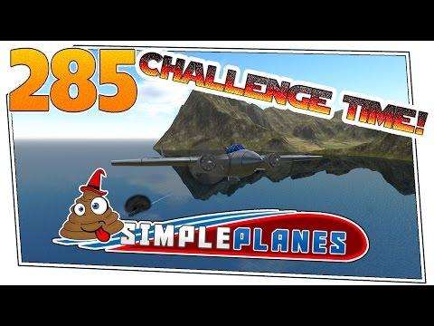 Simple Planes #285 - Challenge Time! StuKa | Let's Play Simple Planes german deutsch HD