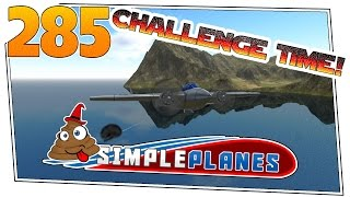 Simple Planes #285 - Challenge Time! StuKa | Let's Play Simple Planes german deutsch HD
