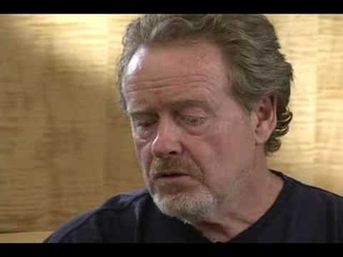 Ridley Scott: Searchlab Lecture Part 2