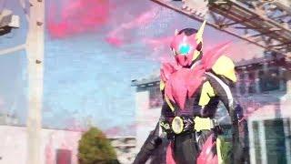 Kamen Rider Zero One Rising Hopper and Flying Falcon Henshin Preview