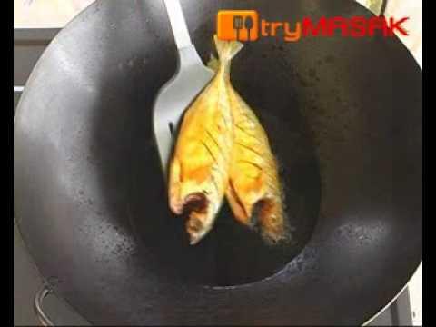 Vinegar Fried Fish
