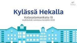 Kylässä Hekalla: Kalasatamankatu 15