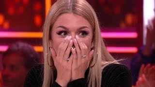 "Davina Michelle in voorprogramma Pink: ""Wat vet!"" - RTL LATE NIGHT MET TWAN HUYS"