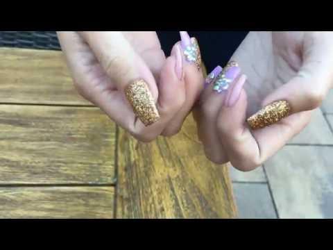 Bel-Air Nails 24K RGI Real Gold