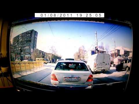 Видеорегистратор HD720P, обзор.